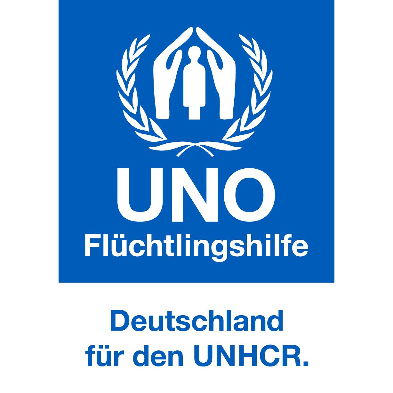 Logo UNO Flüchtlingshilfe